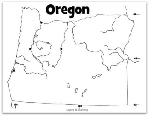 Oregon web