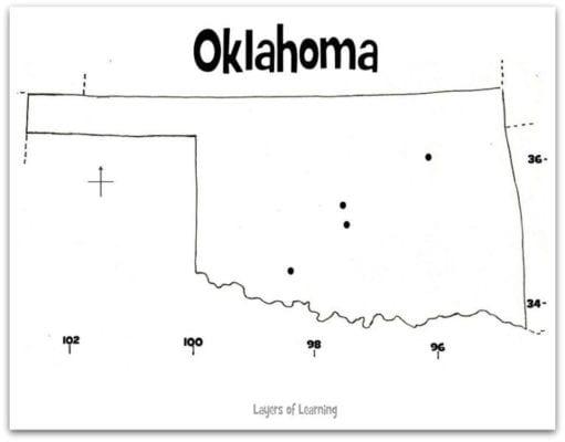 Oklahoma Map web