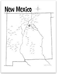 New Mexico web