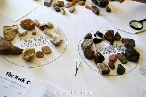 Learn all about rocks.  There's also a worksheet here to print and complete.