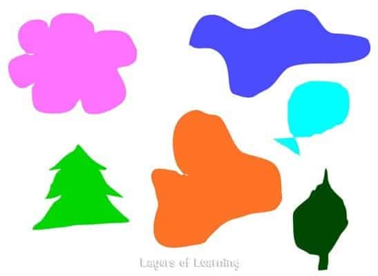 shape layers of learning