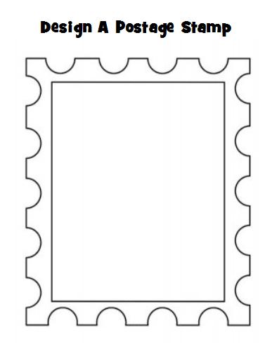 Design A Postage Stamp
